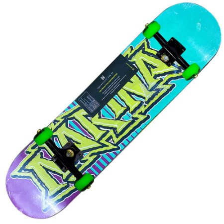 Skate Montado Narina Logo