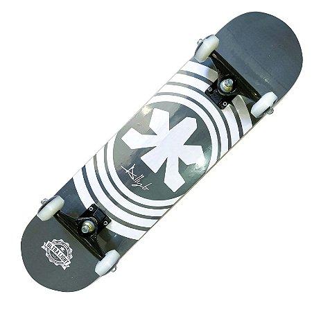 Skate Montado Allyb Logo