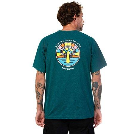 Camiseta Narina Skateboards Champignon