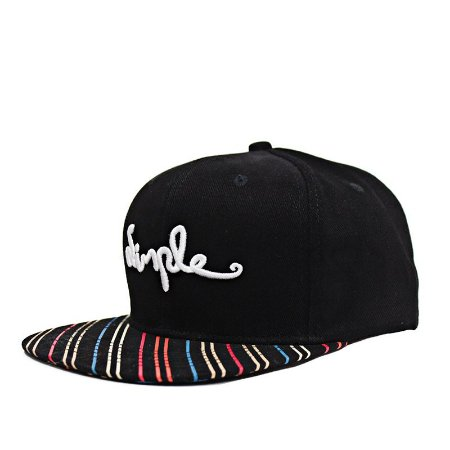 Boné Simple Strapback Linear