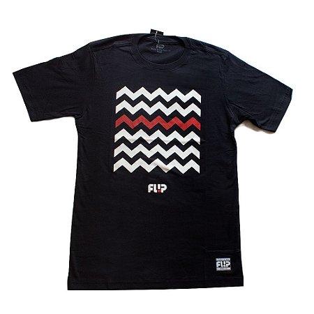 Camiseta Flip Skateboards Geometric