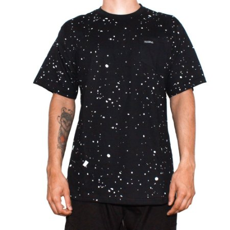 Camiseta Narina Skateboards Bolso Bolinha