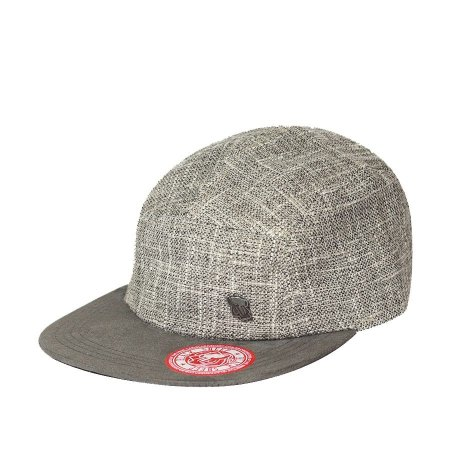 Boné Aba Reta Fivepanel Black Sheep Juta