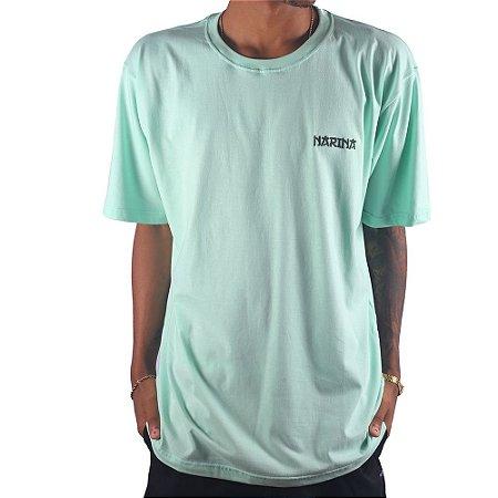 Camiseta Narina Skateboards Orient Verde