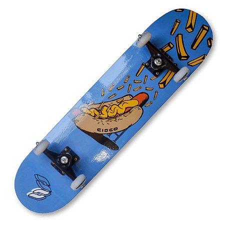 Skate Montado Cisco Pro Hot Dog