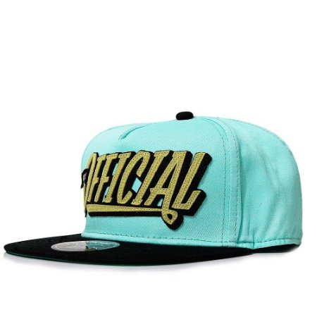 Boné Aba Reta Snapback Stay Official