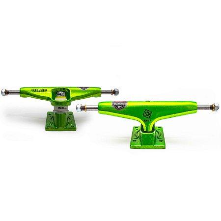 Truck Intruder Noble Green Neon HIGH - 149mm
