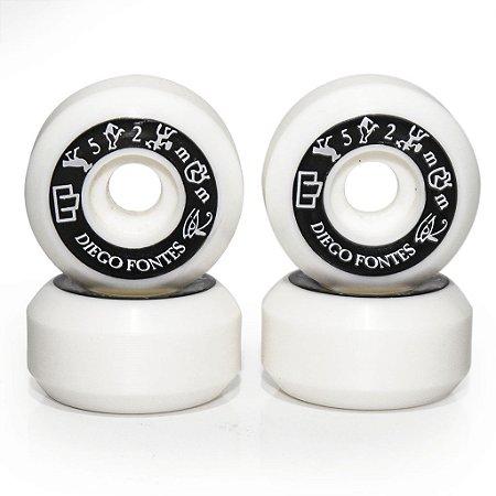 Roda Moska Pro Model Diego Fontes - 52mm