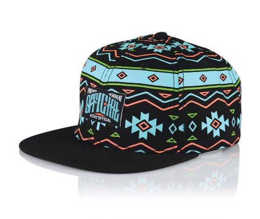 Boné Official Strapback Pinnacle Peyote