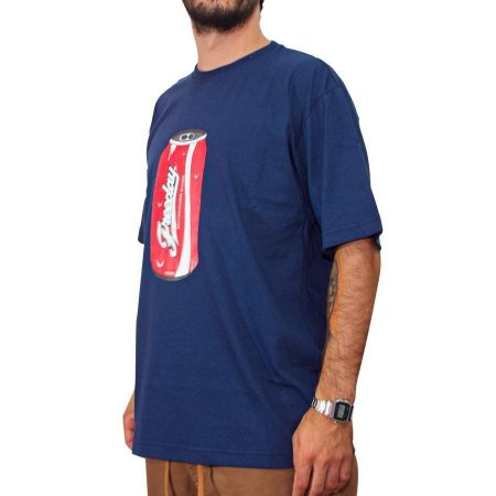 Camiseta Freeday Coke Azul