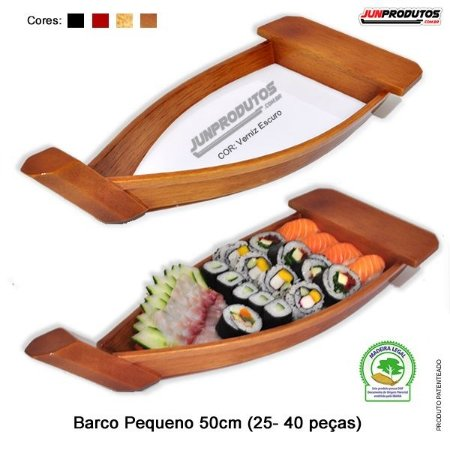 Pedido Jorge sashimi