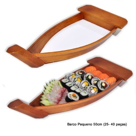 Barco Para Sushi Pequeno