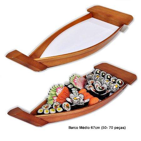 Barco Para Sushi Médio