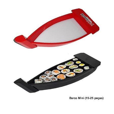 Barco para sushi mini