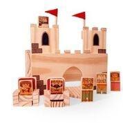 Toy Arte - Castelo de madeira