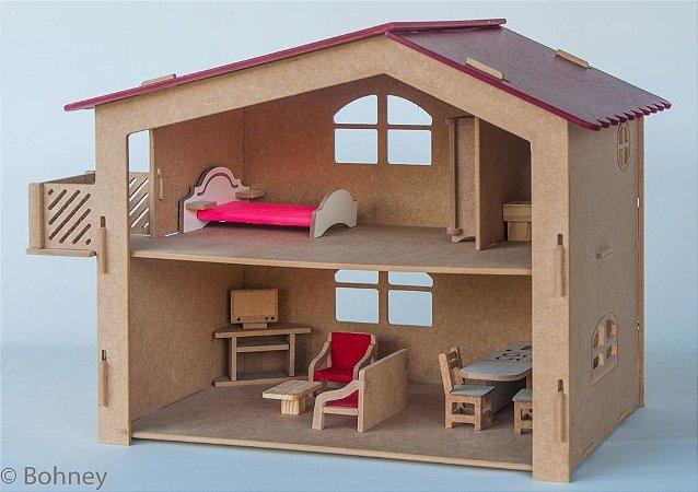 Casa Montafix (Casa montável)