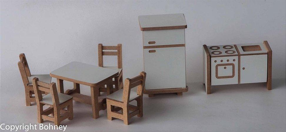 Kit móveis - Cozinha