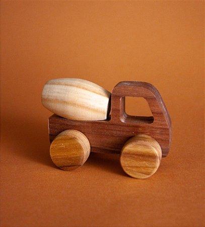 Mini Transporte Betoneira