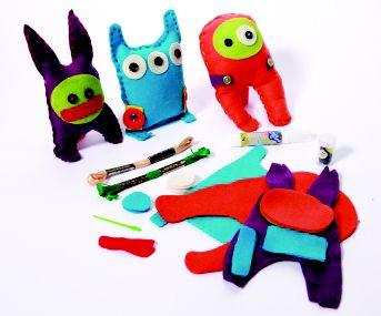 Eu faço Toy Art