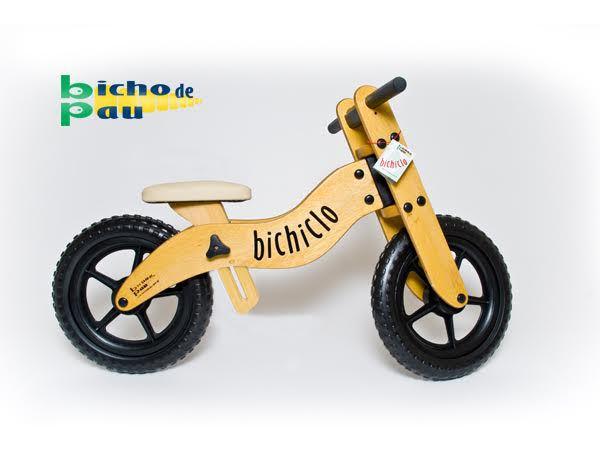 Bichiclo - Balance Bike (Bicicleta de equilíbrio)