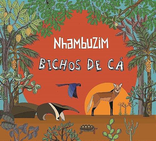"""CD """"Nhambuzim (Bichos de Cá)"""""""