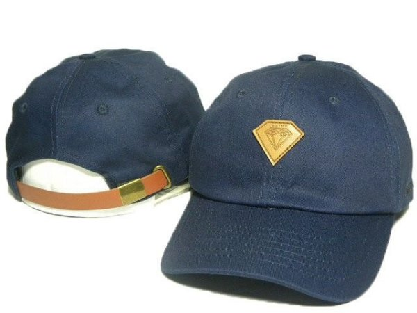 Boné Diamond Supply CO. s6x - Azul Marinho