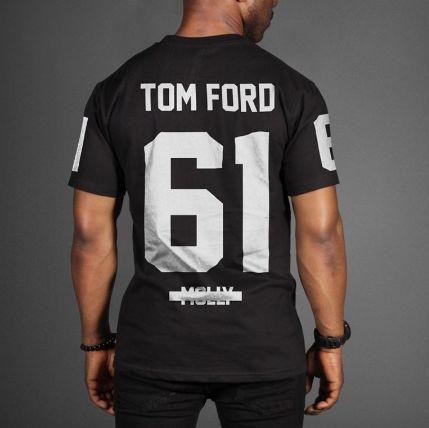 Camiseta - TOM FORD