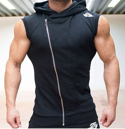 Regata Masculina Zíper - Fitness