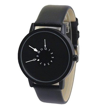 Relógio UNISEX Quartz Preto W0706
