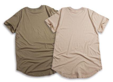 Camiseta Oversized - Differents Collors