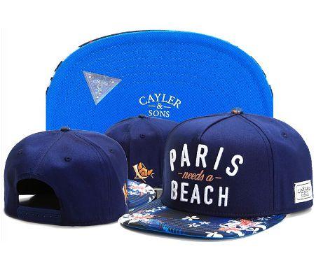 Boné Needs a Beach - Cayler & Sons