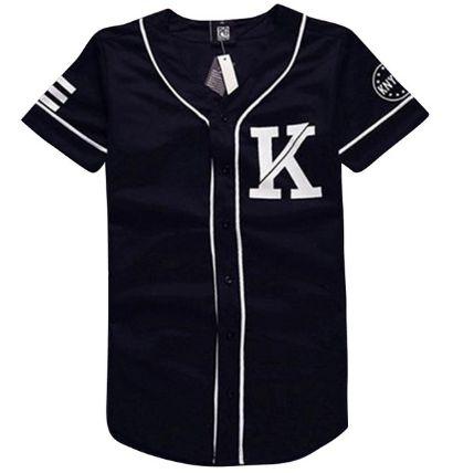 Camiseta Baseball KNYEW - Unissex