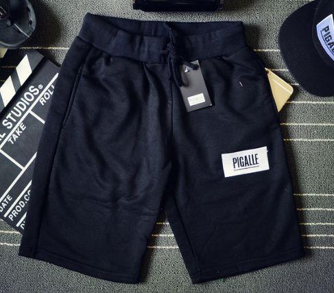Shorts Moletom - PIGALLE