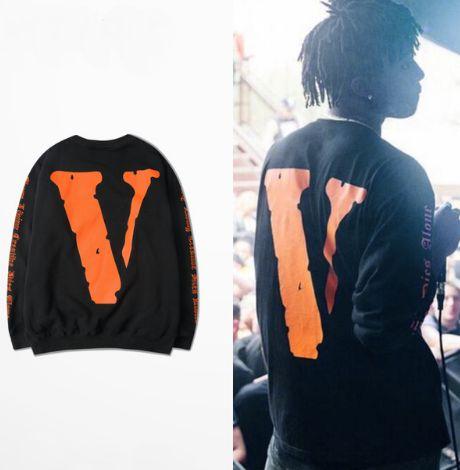 Moletom V OFF Kanye - (Unissex)
