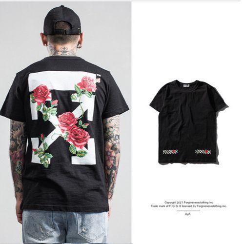 Camiseta Masculina -  |X Flower