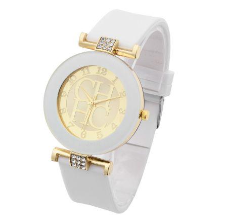 Relógio CHANNEL Feminino - Branco