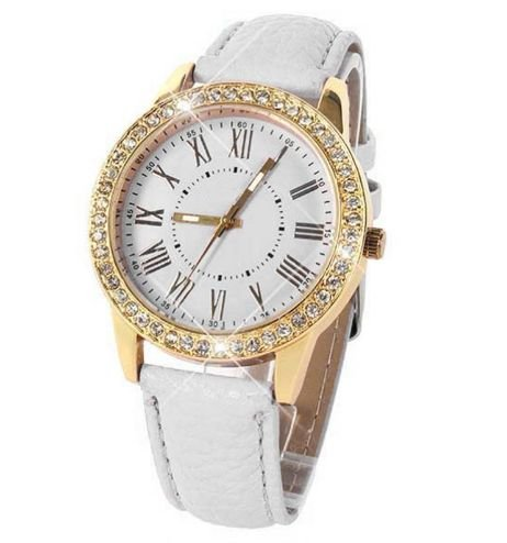 Relógio Lmt Feminino - Branco