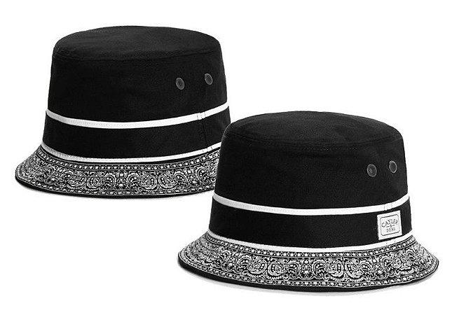 Chapéu Bucket Cayler & Sons - Bandana/Black