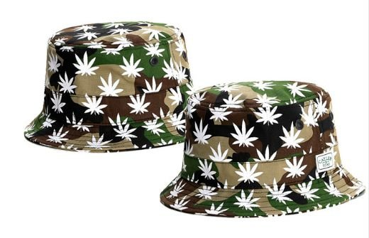 Chapéu Bucket Cayler & Sons - WeedCamo