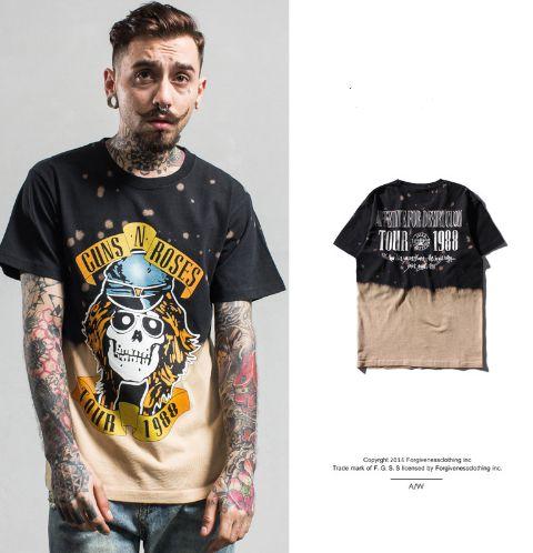 Camiseta Guns and Roses - 1/2