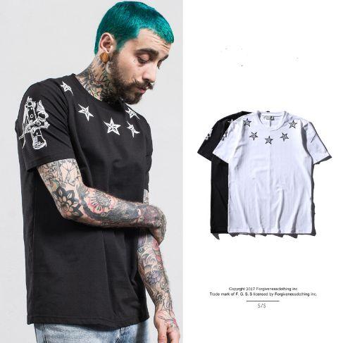 Camiseta Starpanel - Diversas cores