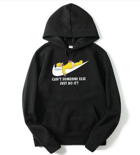 Moletom Nike Simpson - Diversas Cores