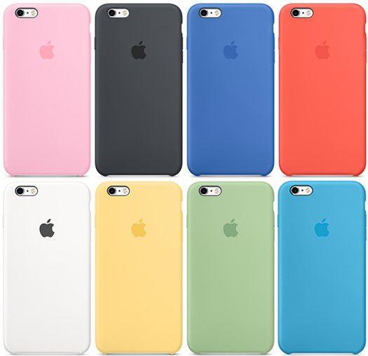 Capinha Original iPhone APPLE - Diversas CORES