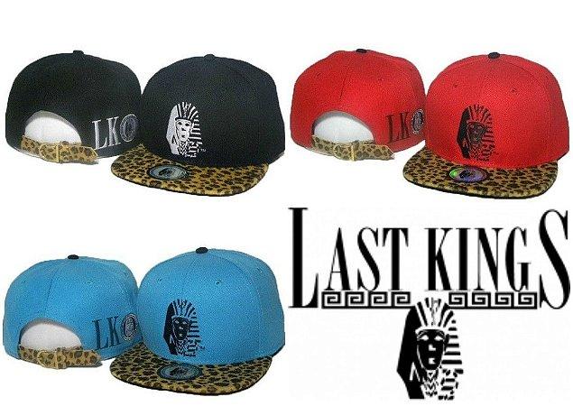 Boné - Last Kings Leopard ( Diversas Cores )