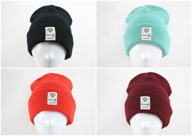 Toucas - Diamond Supply Basic ( Diversas Cores )