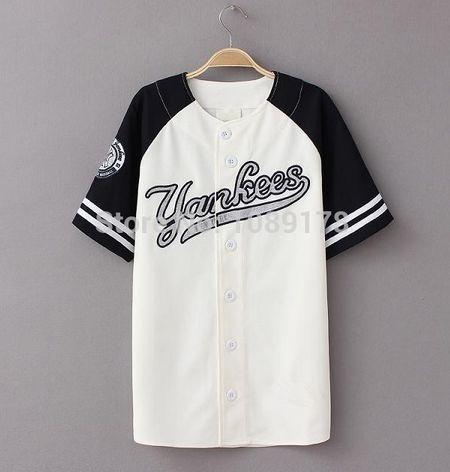 Camisa Baseball Hip Hop / Unisex