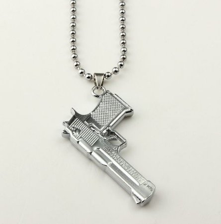 Corrente - Pistola ( Prata )