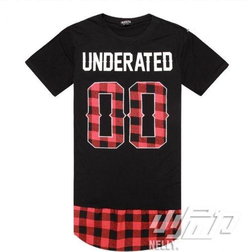 Camiseta Underated 00 - Unisex