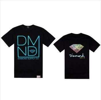 Camiseta - Diamond Supply / Frente e Verso ( Diversas Cores )