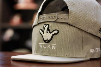 Boné Snapback - WLKN